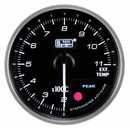 авто gauge индикатор egt 52mm