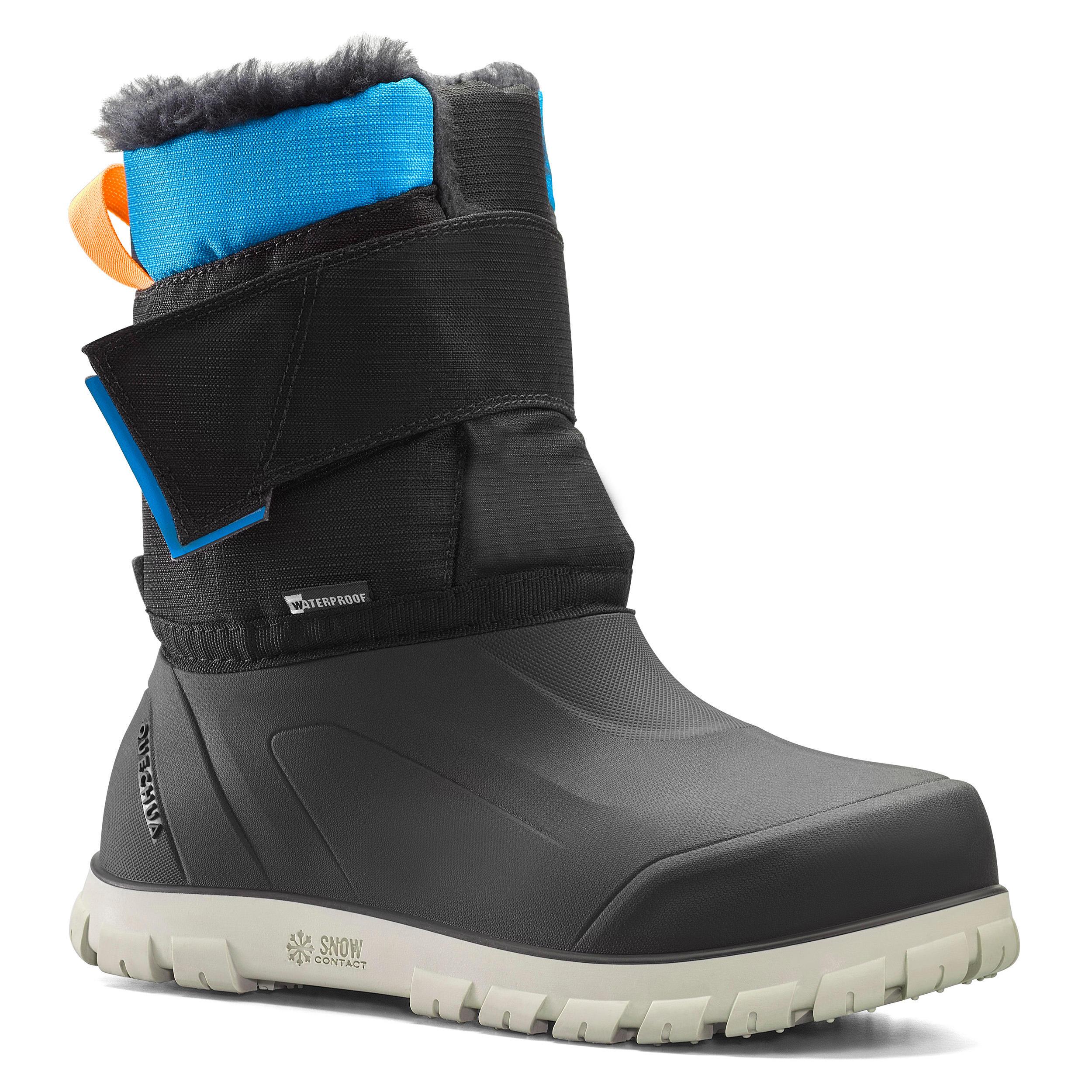 Buty Sniegowce Sh500 X Warm Dla Dzieci Quechua 9999987962 Allegro Pl