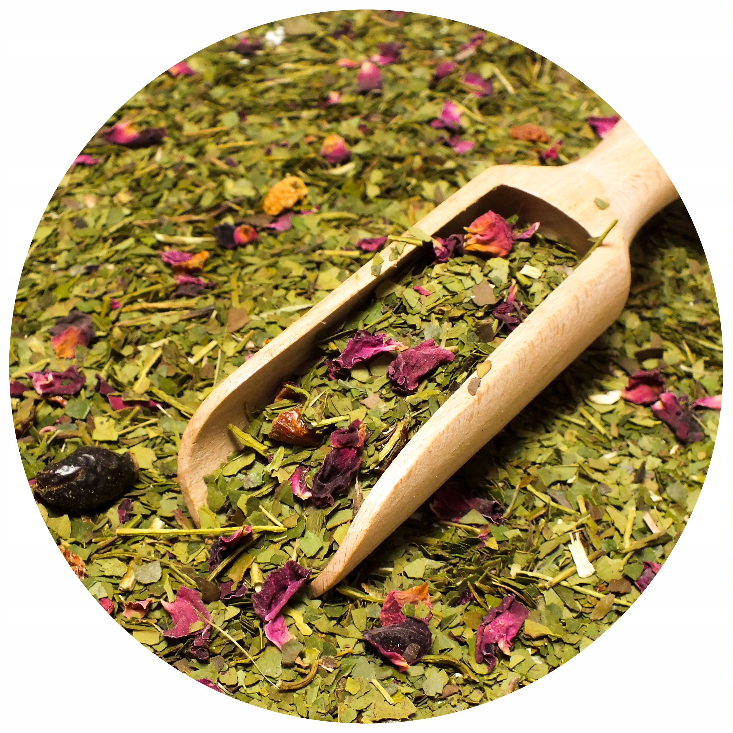 Yerba Verde Mate Green Rosa Różana 0,5kg 500g Kod producenta 5902701423605