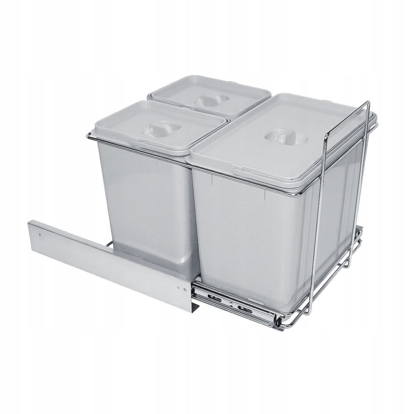 Сортировщик мусора ECOFIL 3 бункера ELLETIPI 34L