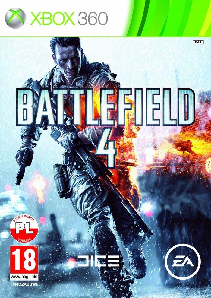 Battlefield 4 Xbox 360 Po Polsku Stan Uzywany 9405571332 Allegro Pl