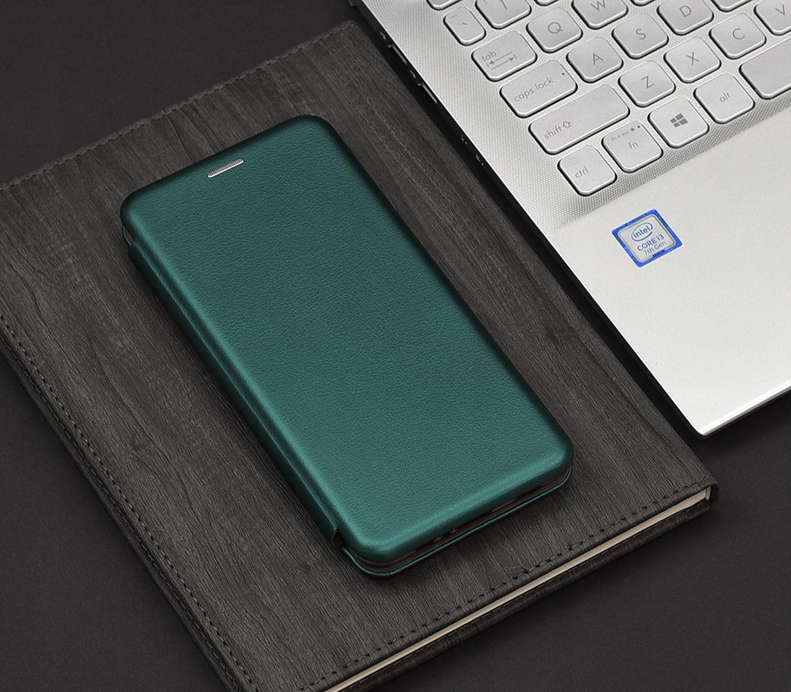 Etui do Samsung Galaxy A52 5G Skórzane Case +Szkło Dedykowany model Samsung Galaxy A52 5G