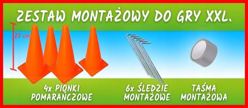 ZESTAW MONTAŻOWY do gry XXL od kumamgre.pl