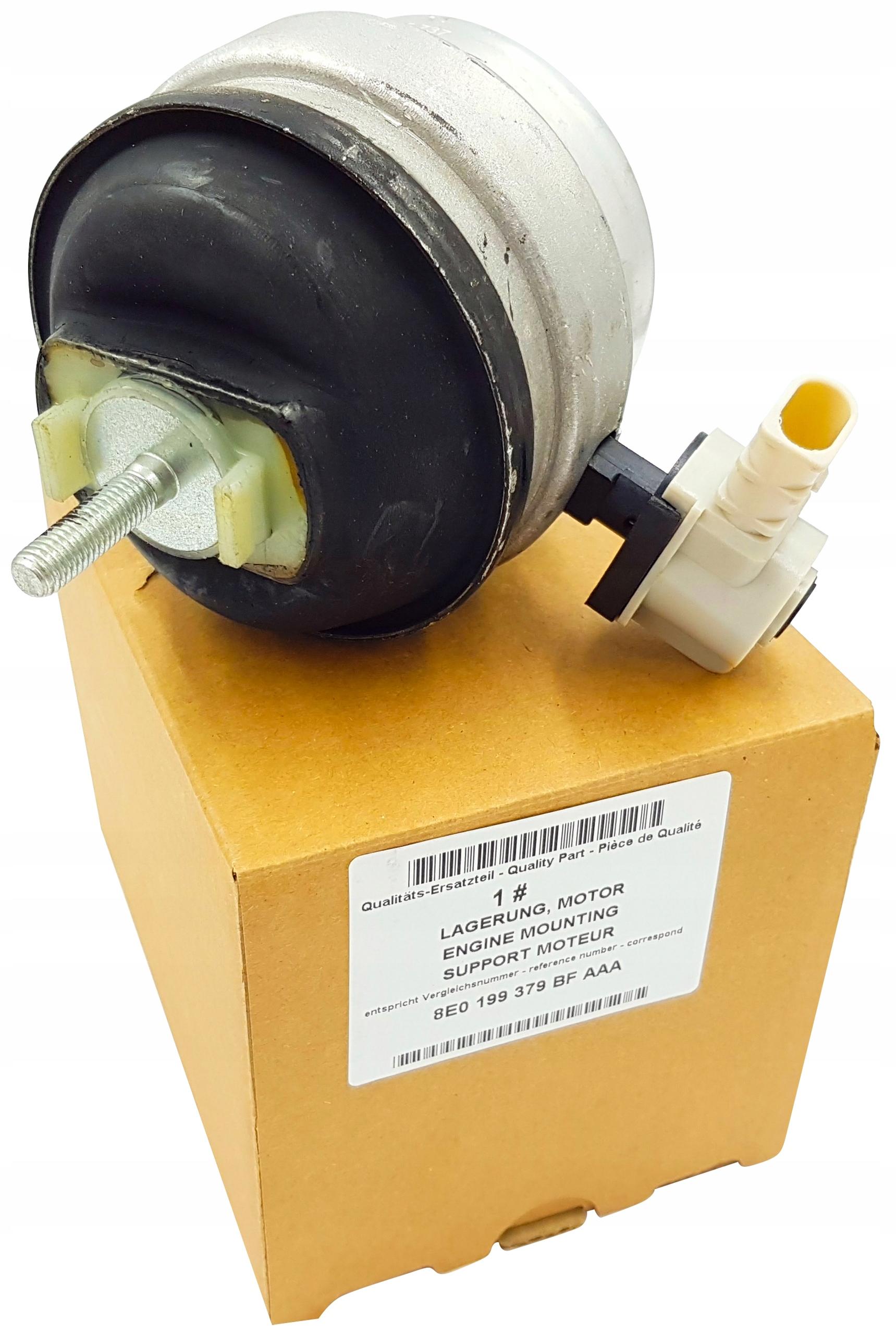 подушка двигателя audi a4 b6 b7 20 tdi слева