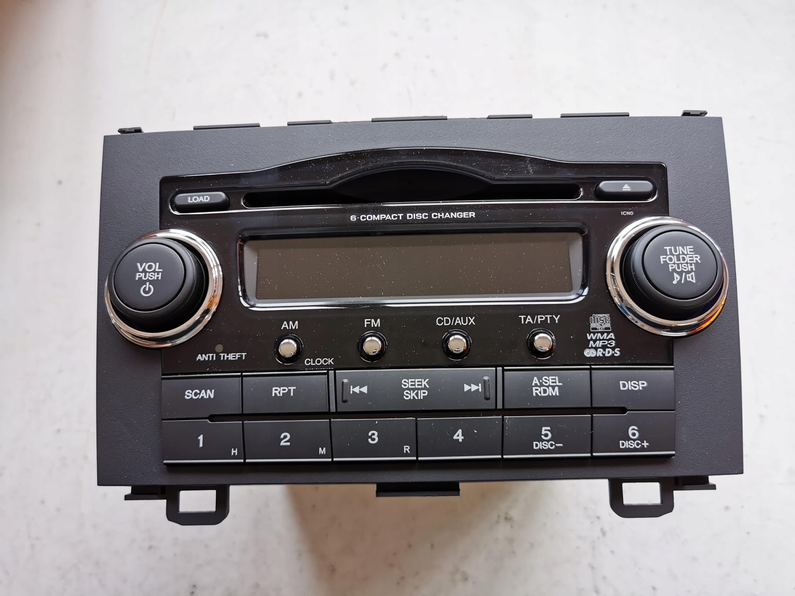 новий ORG Радіо Cd MP3 Wma...