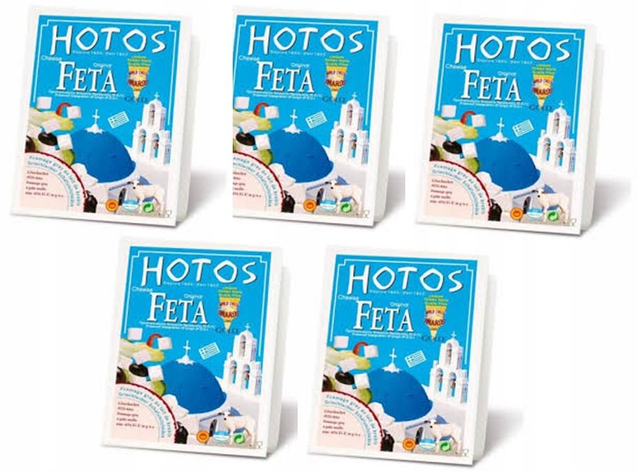 Ser Feta HOTOS 5 szt. po 100g.