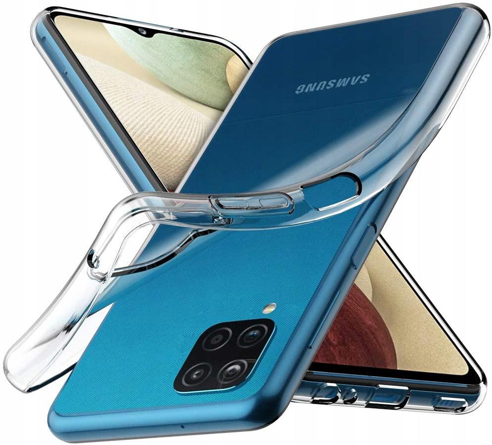 Etui Clear Case 2mm do Samsung Galaxy A12 Przeznaczenie Samsung
