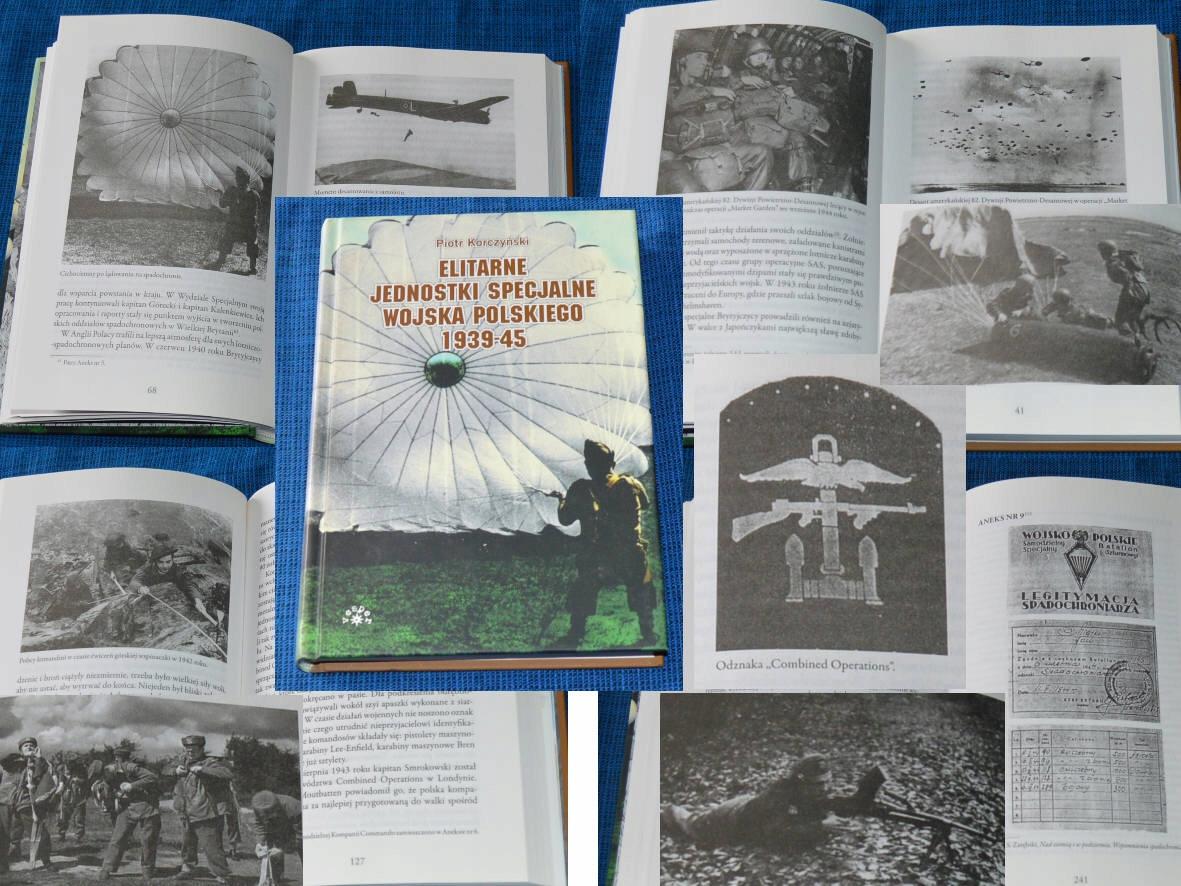 'Elitarne jednostki specjalne Wojska Polskiego'