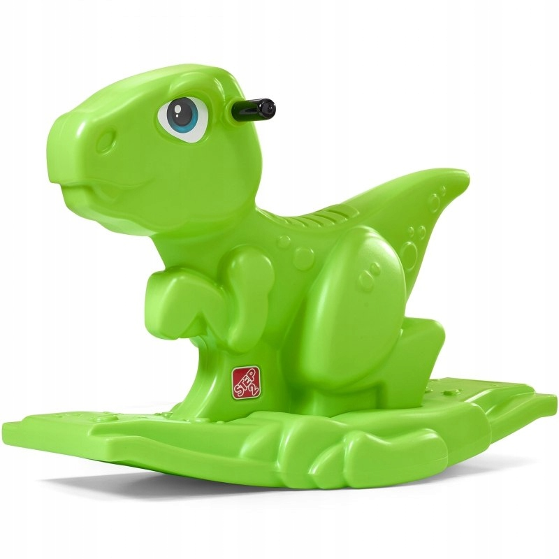 Krok 2 Green Rocker Dinosaur