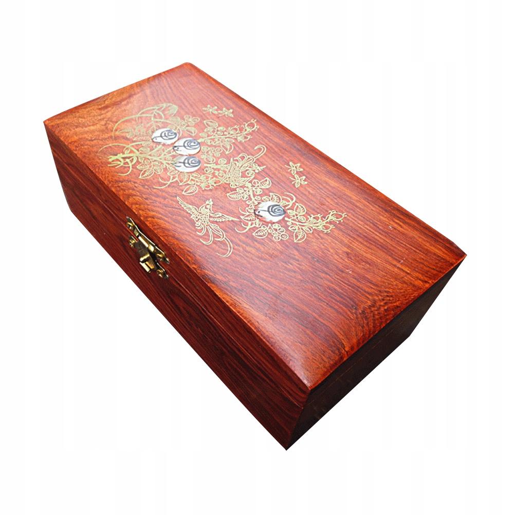 Šperkovnica z ružového dreva Retro krabičky