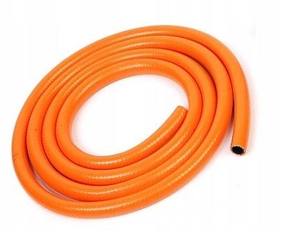 Plynová propán-bután plyn flexibilná hadica 3-webst