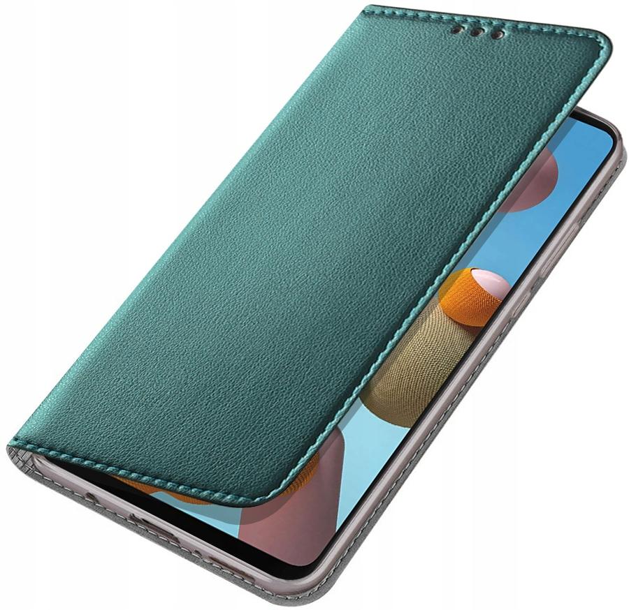 Etui Portfel Magnet + Szkło do Samsung Galaxy A21S Dedykowany model Samsung Galaxy A21S
