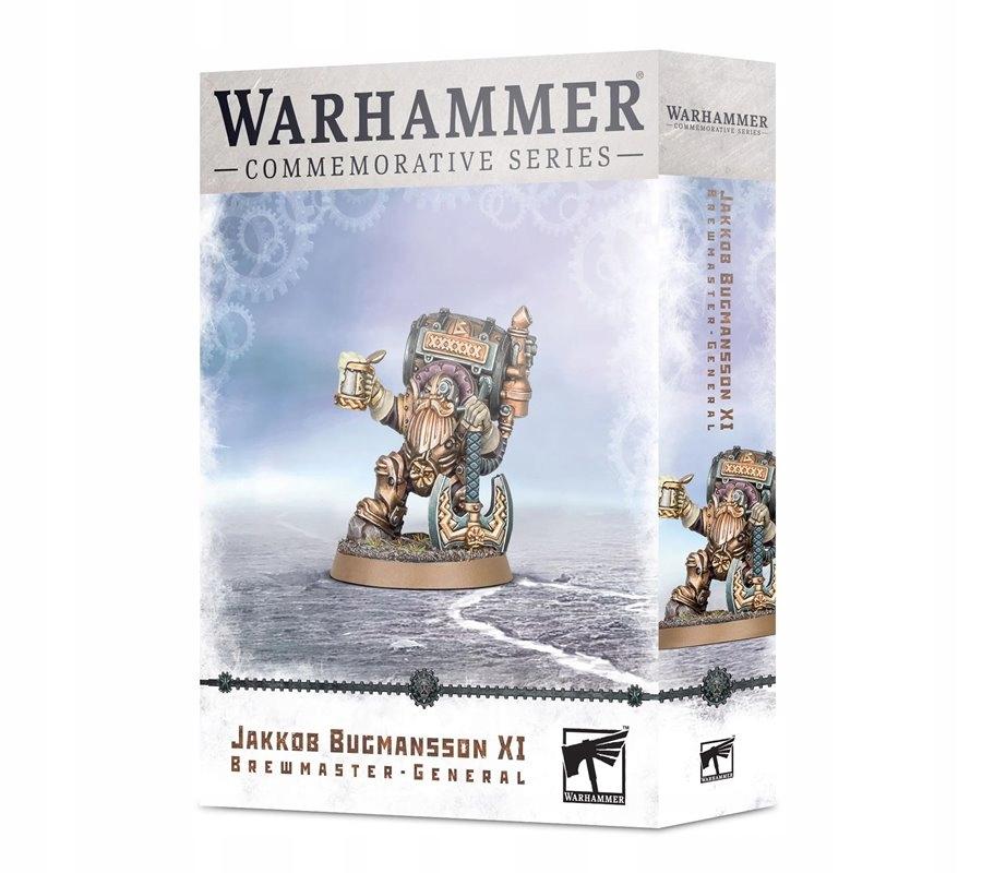 Warhammer Jakkob Bugmansson Xi: Brewmaster-General
