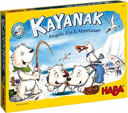 Hra - Kayanak Haba na 4 roky