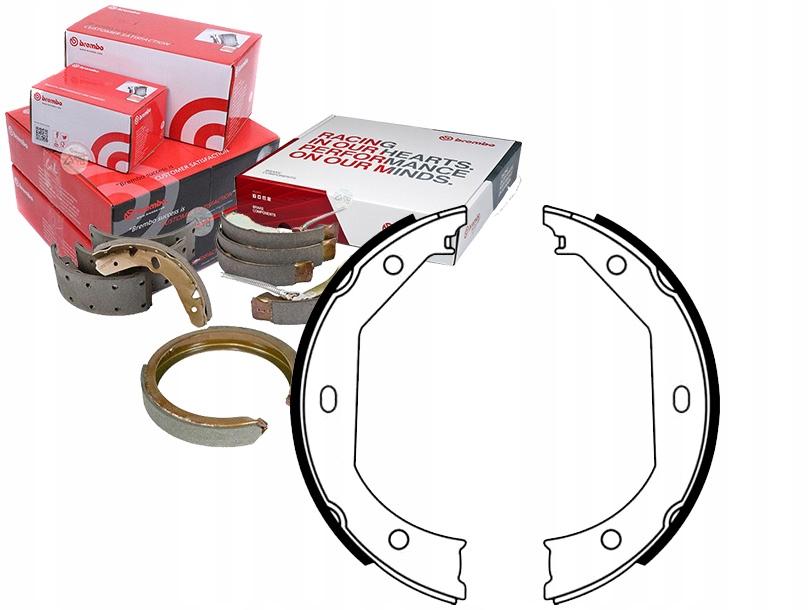 комплект - комплект тормозных колодок [brembo]