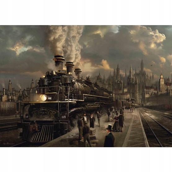 Puzzle Schmidt Locomotive 1000 ks.
