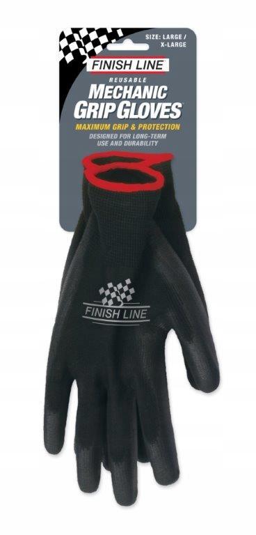 Перчатки сервисные FinishLine L/XL