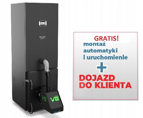 Kotol Kostrzewa EEI PELLETS 21kW Dodanie zdarma!