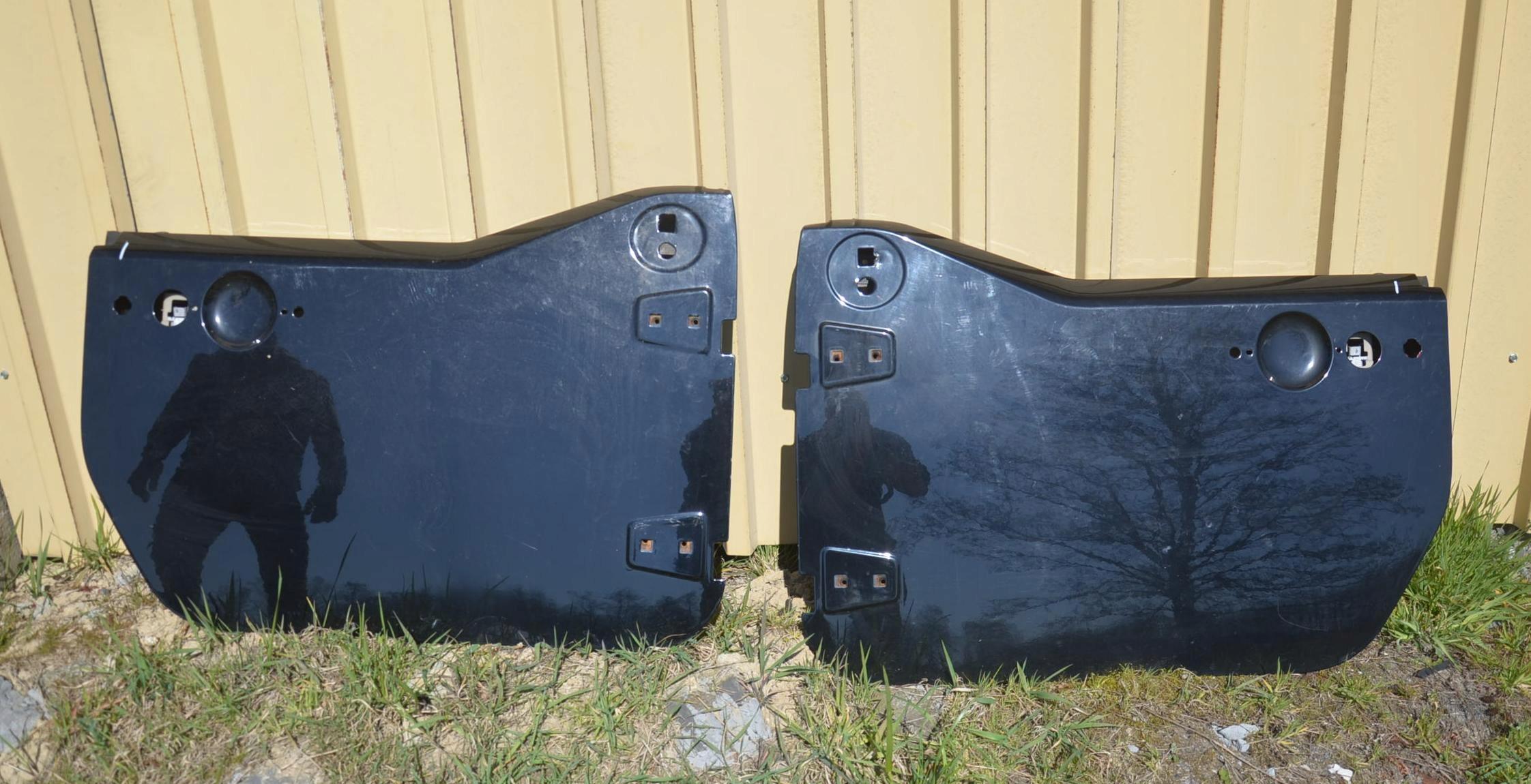 двери половинки оригинал wrangler jk 07-17r