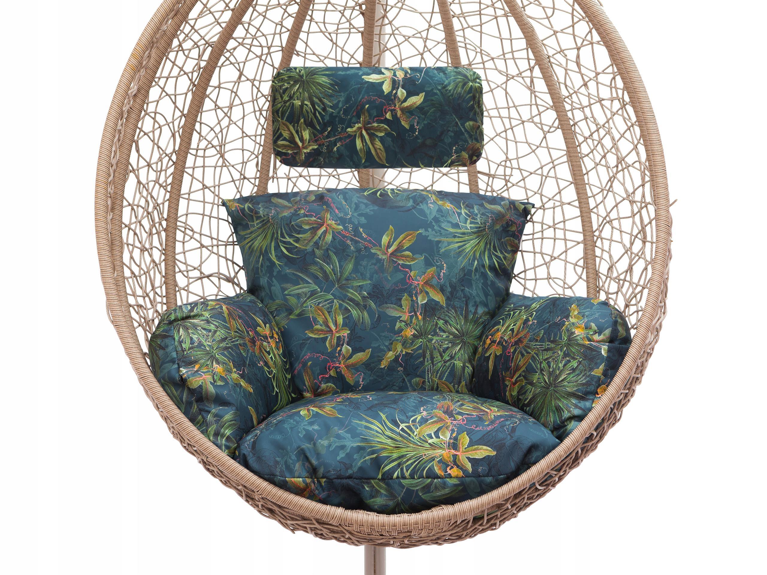Подушка сиденья висит кокон гнездо качели