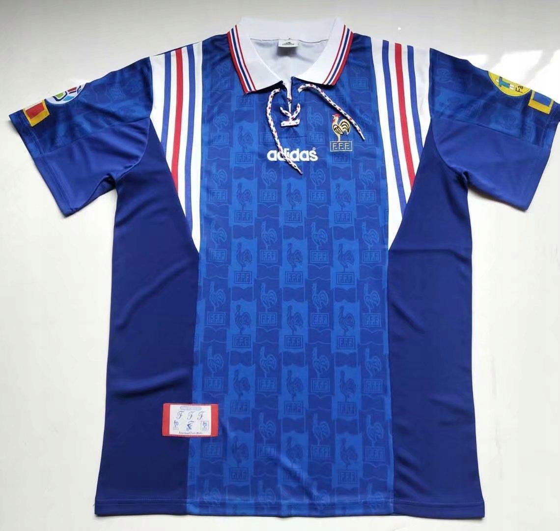 Dres Adidas France 1996 S Retro