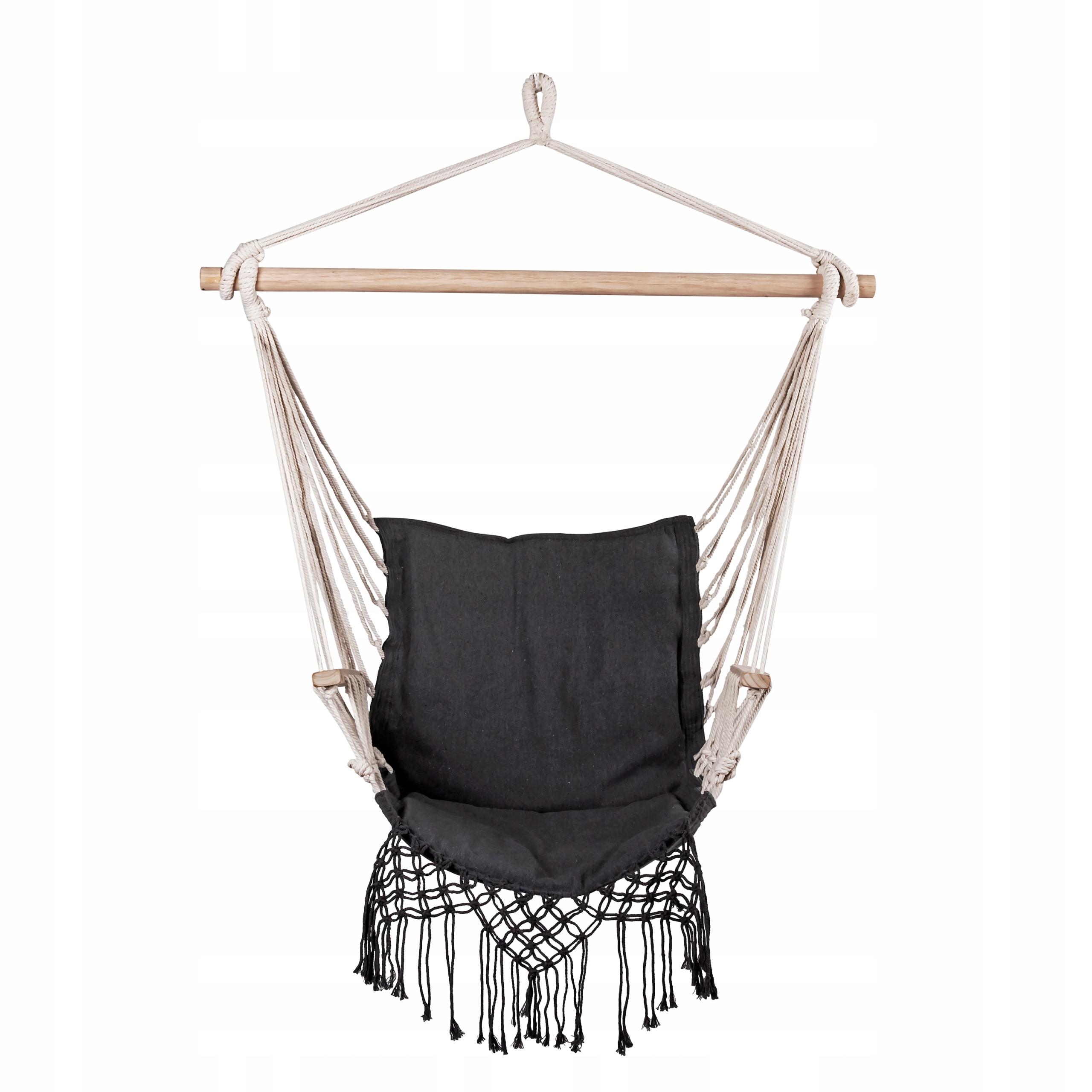 Krzesło wiszące BRAZYLIJSKIE HAMAK huśtawka COSTA EAN 5902340248935