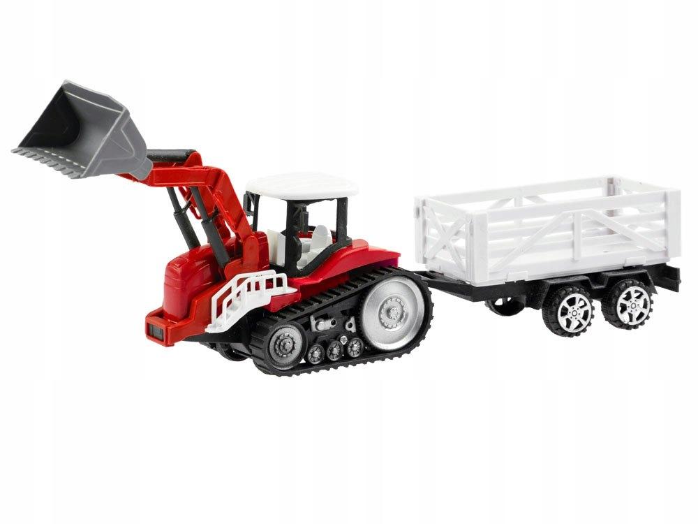 Tir Laweta + Traktor z Przyczepą Zestaw R/C RC0208 Certyfikaty, opinie, atesty CE EN 71