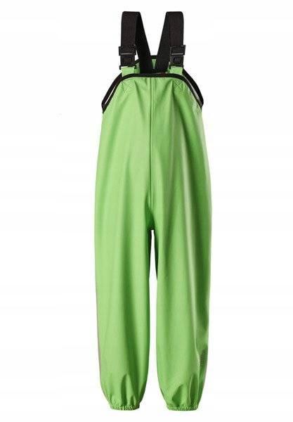 Spodnie przeciwdeszczowe Reima Lammikko zielony 92 9769961054 - Allegro.pl