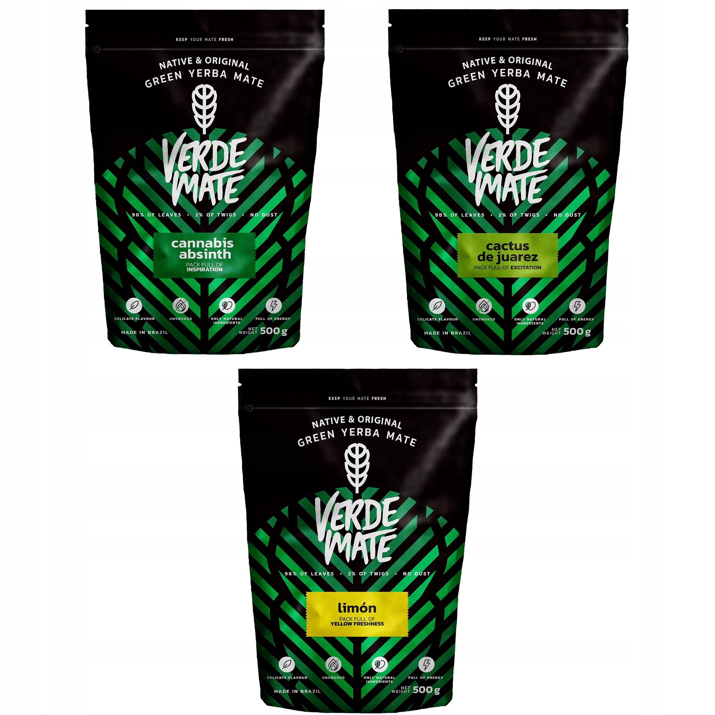 Yerba Verde Mate ЛУЧШИЕ ВИДЫ вкусов для старта