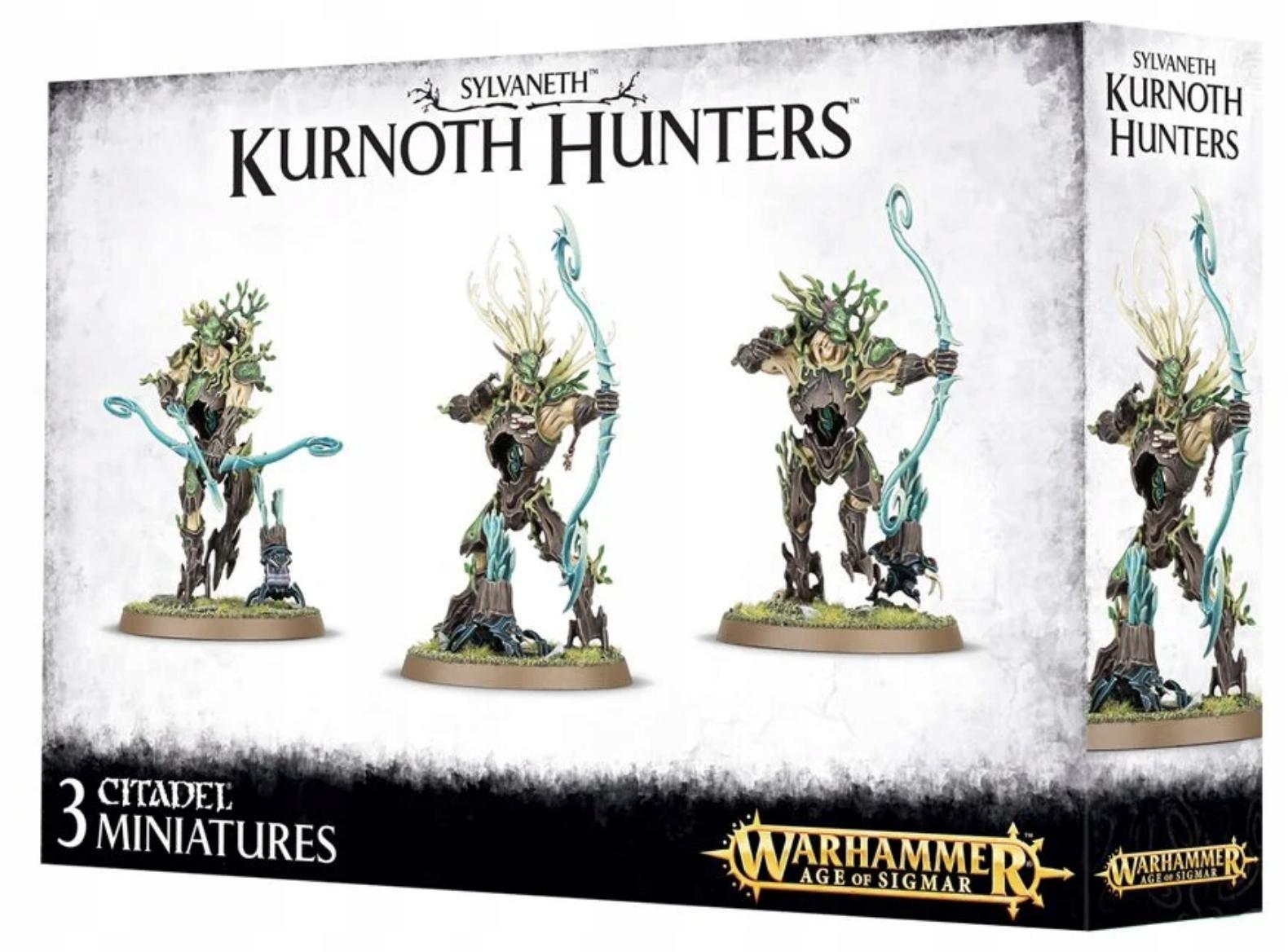 Sylvath Kurnoth lovci
