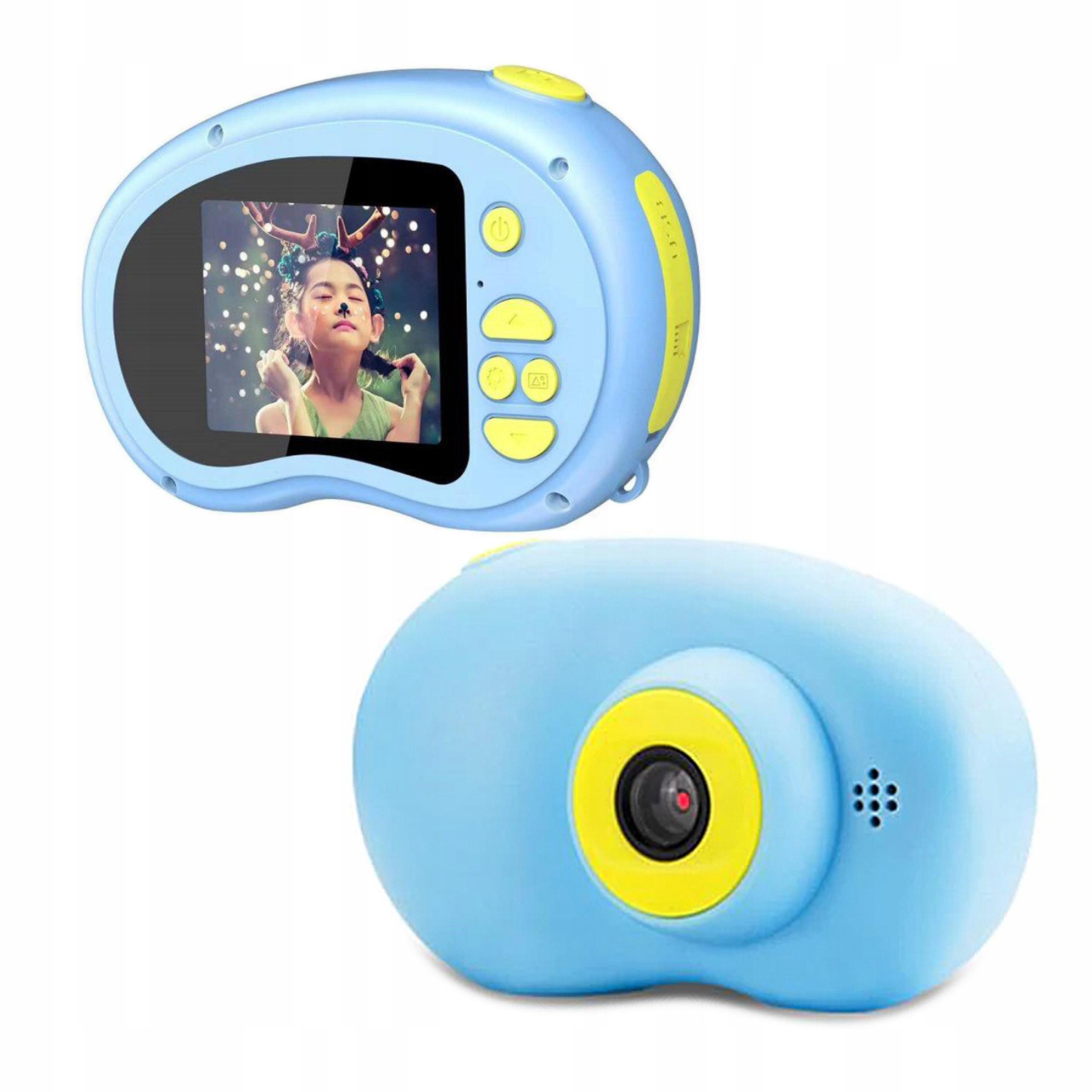 Купить Цифровая камера, детская видеокамера 2.0 ЖК-ИГРЫ на Otpravka - цены и фото - доставка из Польши и стран Европы в Украину.