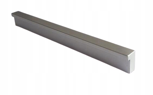 Uchwyt meblowy Srebrny 128mm + wkręty
