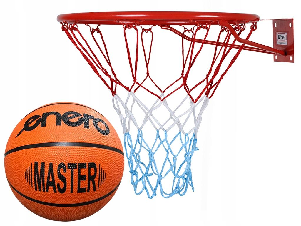 Veľký Basketbal Rim Basket 45cm Grid Ball