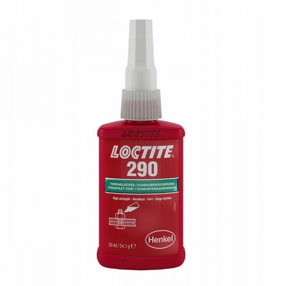 LOCTITE 290 50ML Проникающий потоковый агент