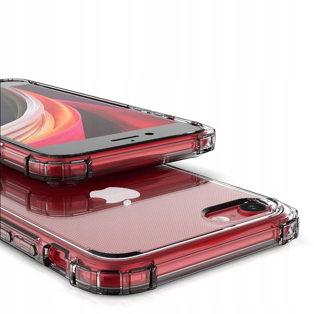 Etui A-Shock + Szkło do iPhone 7 / 8 / SE 2020 Materiał tworzywo sztuczne