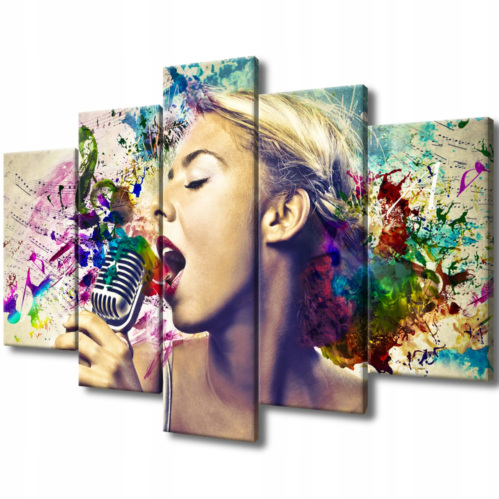 Obrázok 150x100 Vintage Spevák Vintage Spevák