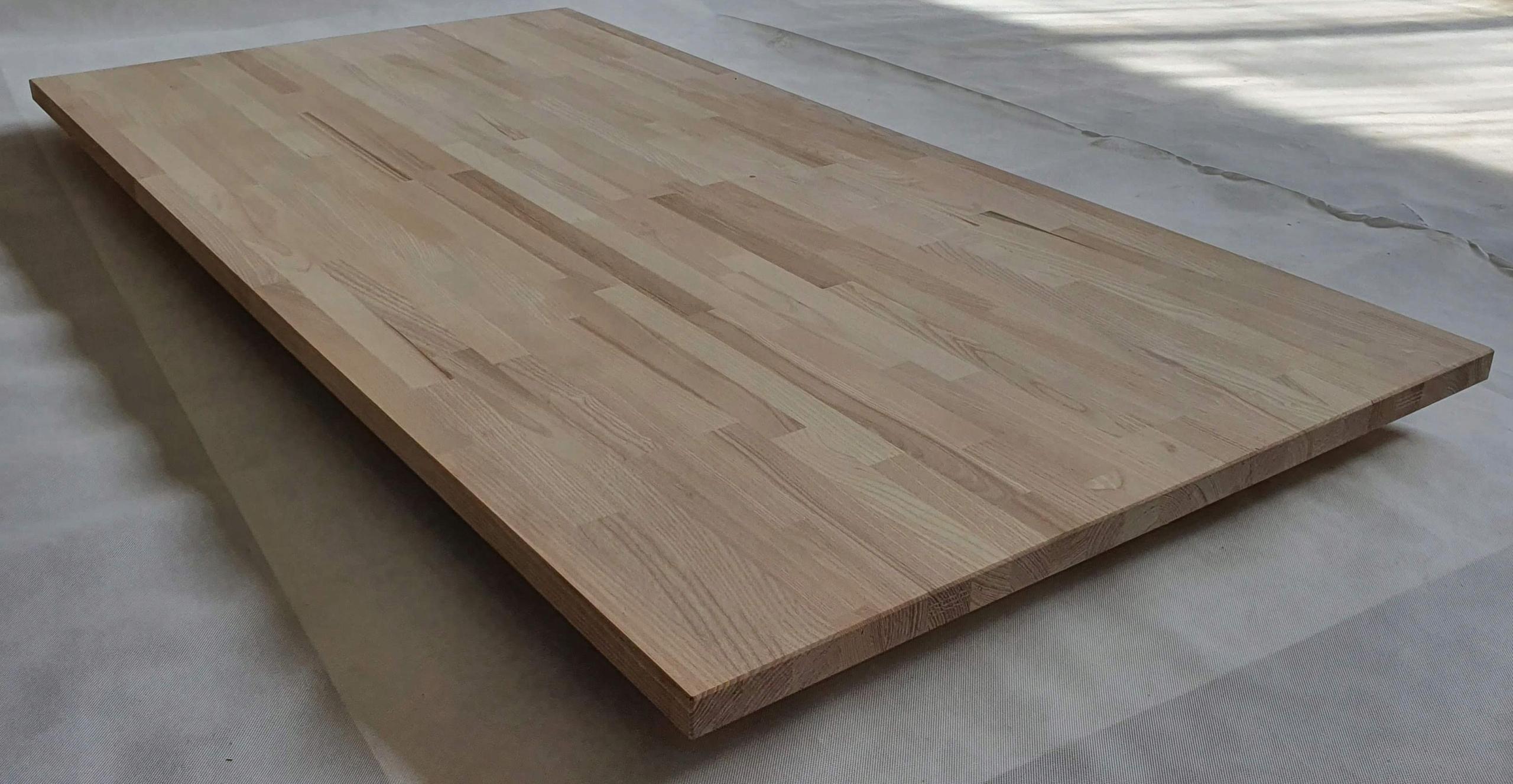 blat drewniany jesionowy 2160x620x20mm OD RĘKI!!
