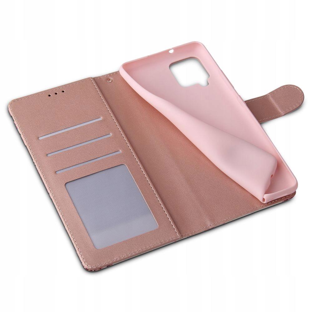 Etui z Klapką Wallet Marble do iPhone 12 / 12 Pro Przeznaczenie Apple