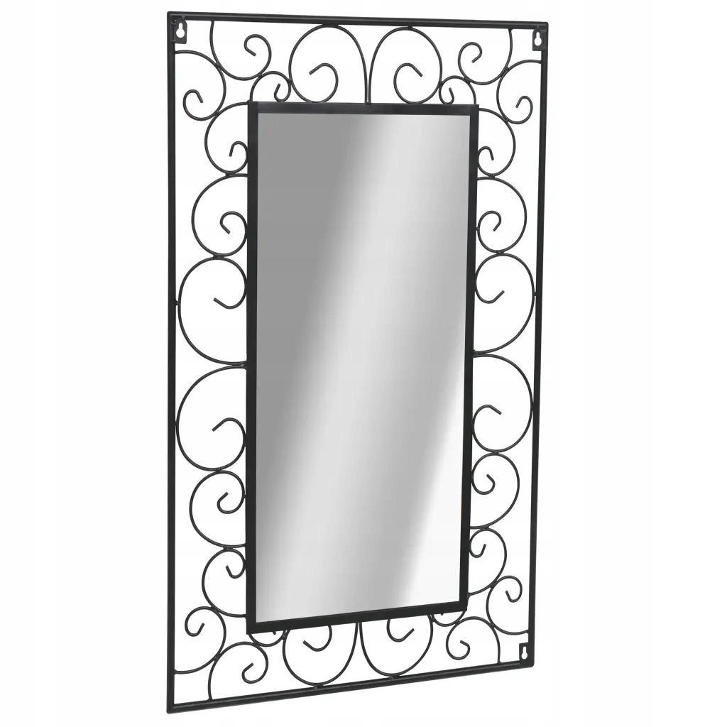 Nástenné kúpeľňové zrkadlo 50 x 80 cm
