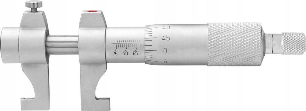 Внутренний микрометр 25-50 мм 0,01 мм FORTIS