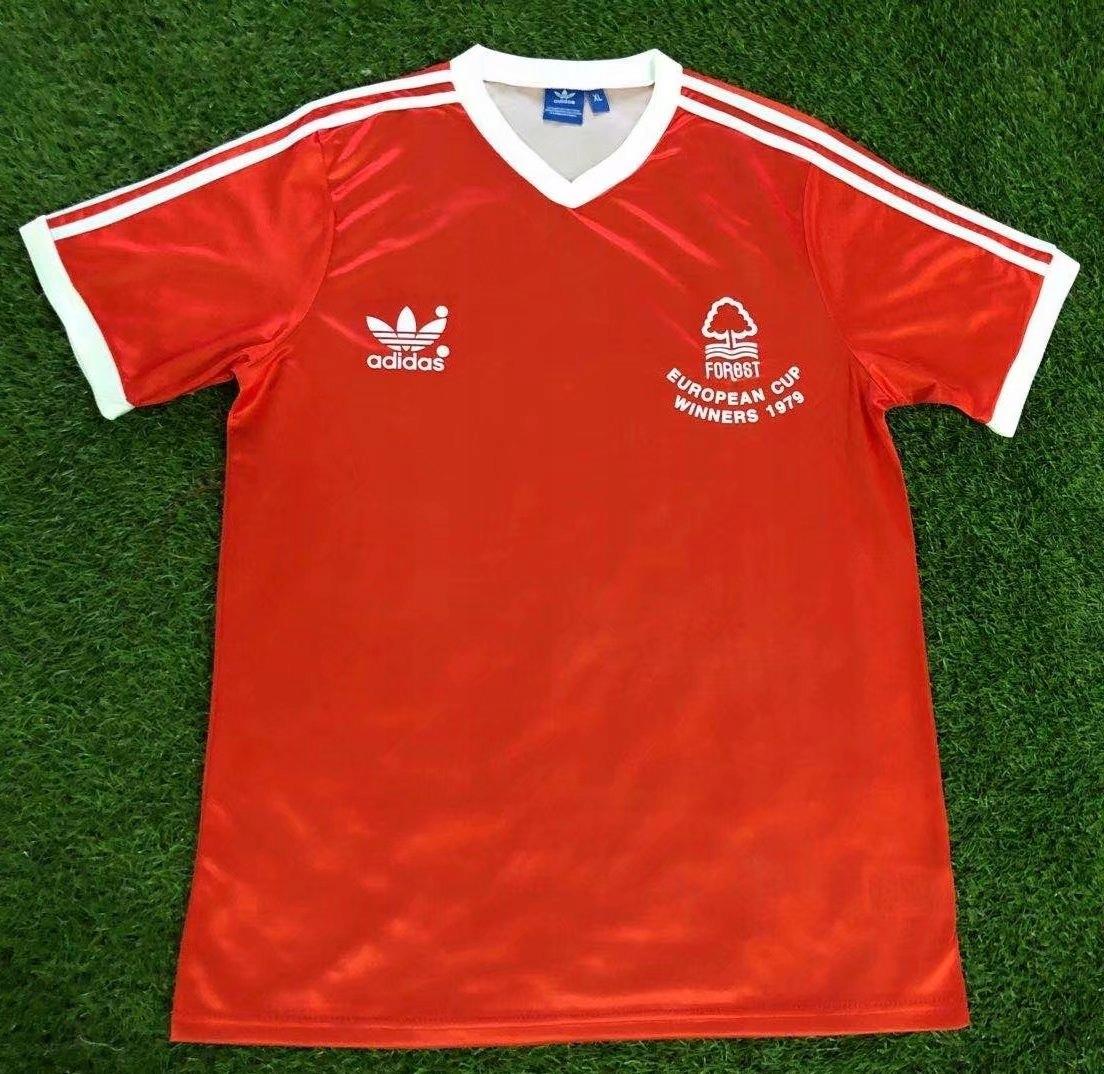 Dres Adidas Nottingham Forest 1979 XL Retro
