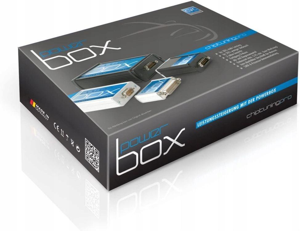 чип-тюнинг cvc powerbox audi s6 40 tfsi 450 ps