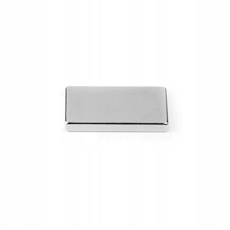 Magnetové magnety 40x20x2 mm