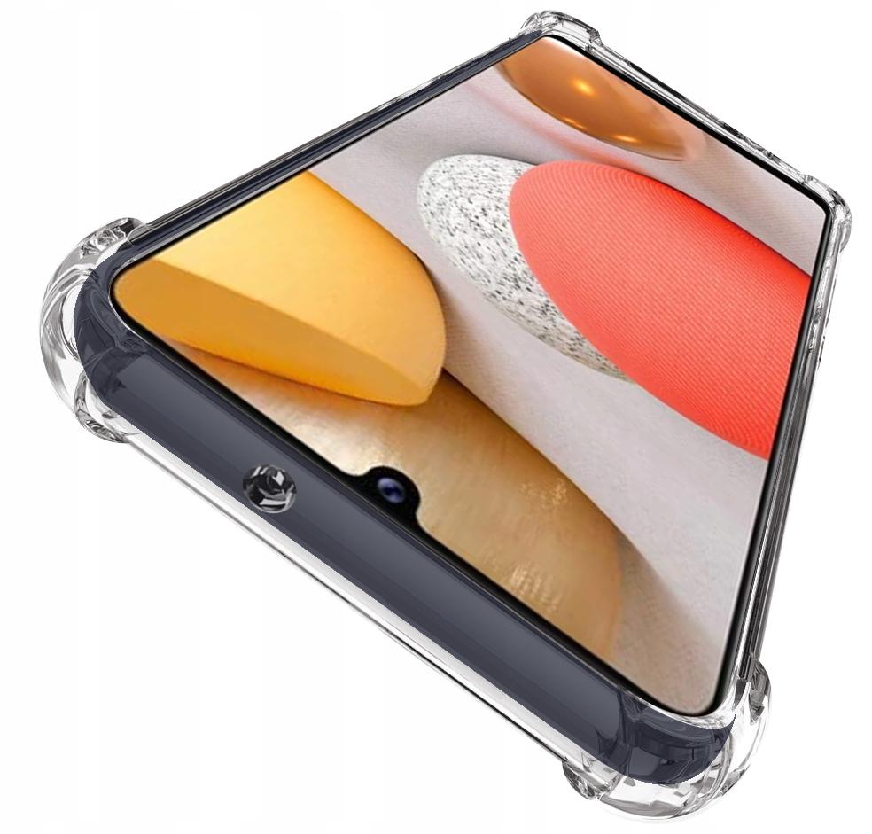 Etui do Samsung Galaxy A42 5G ANTI-SHOCK + Szkło Dedykowany model Samsung Galaxy A42 5G
