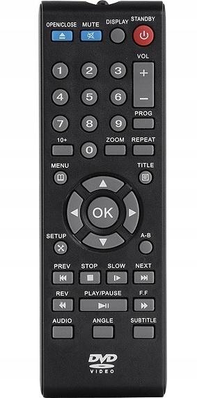 ODTWARZACZ DVD BUSH 2 KOLORY WYŚWIETLACZ USB G1/G2 Formaty dźwięku Audio CD MP3