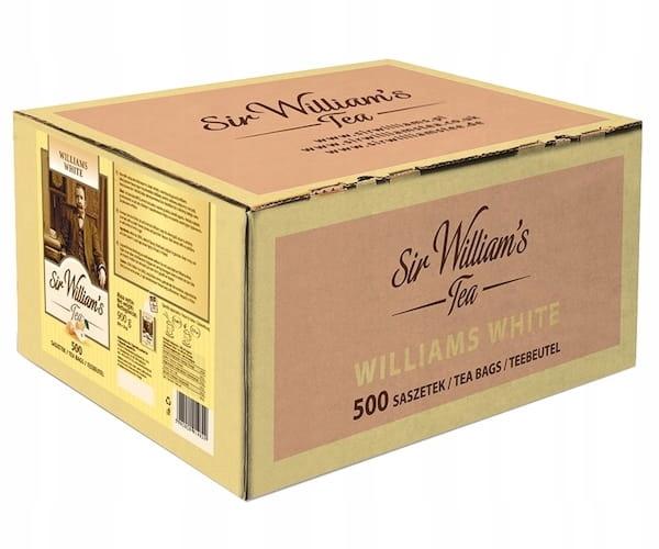 Sir William's Williams Biela 500 Ks biely čaj