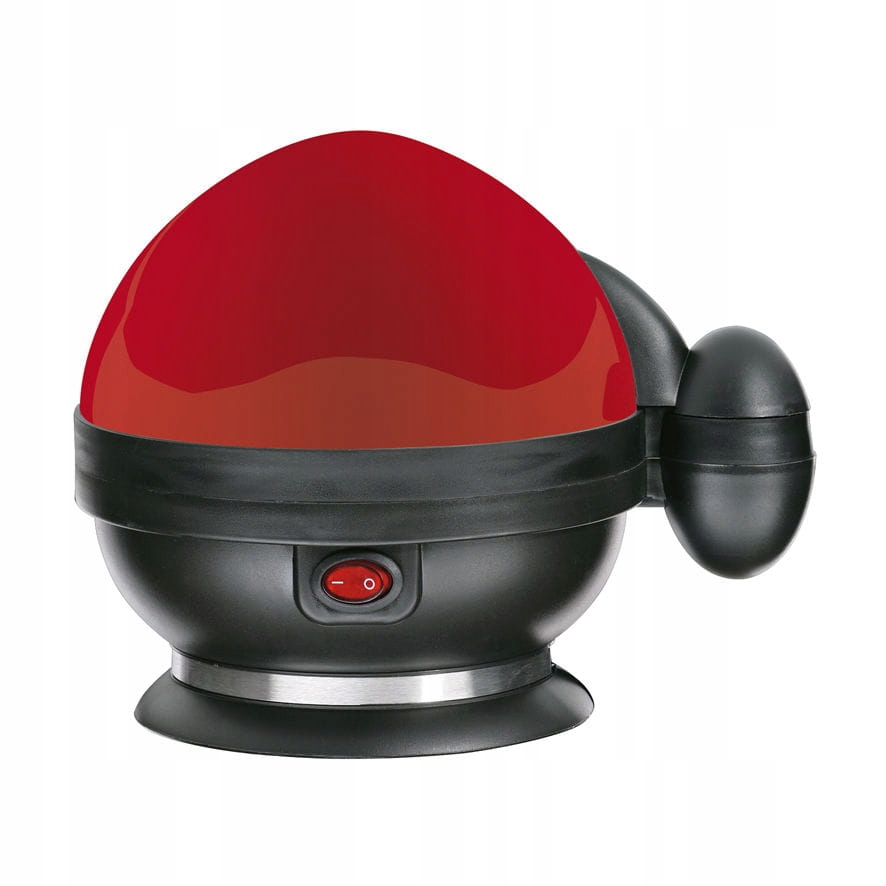 Cilio Retro elektrický varič vajec 21x21x17 červený