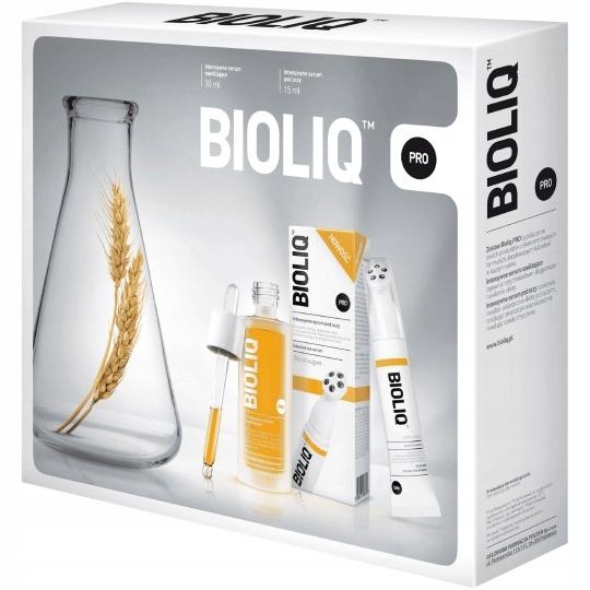 Bioliq Pro Zestaw Serum nawilżające + Serum p/oczy