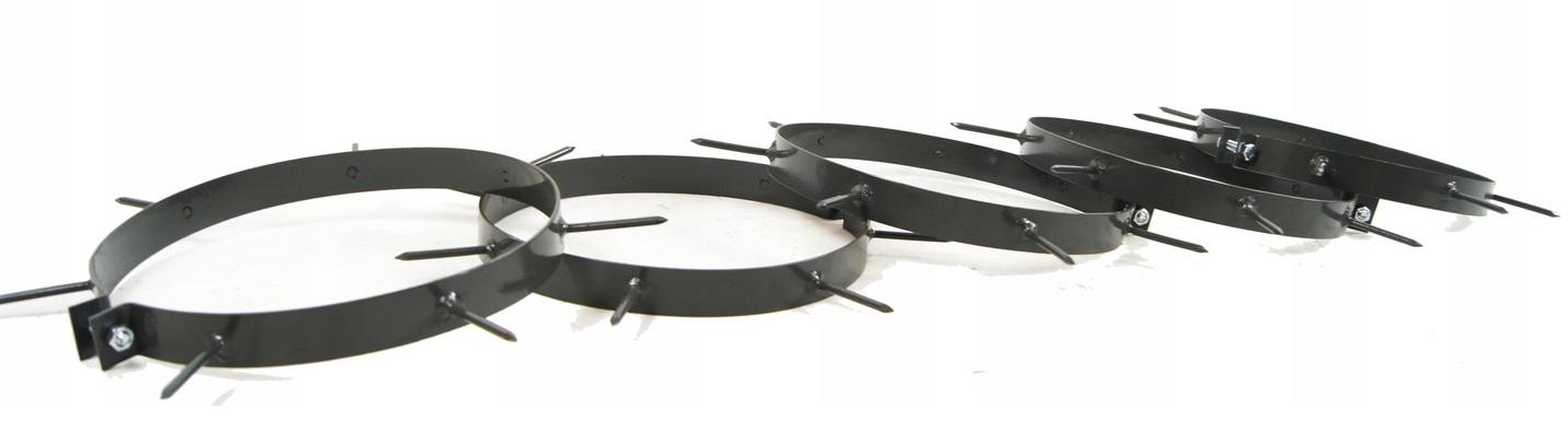 KOLCE DO WALCA OGRODOWEGO AERATOR AREACJI 5szt Waga produktu z opakowaniem jednostkowym 8 kg