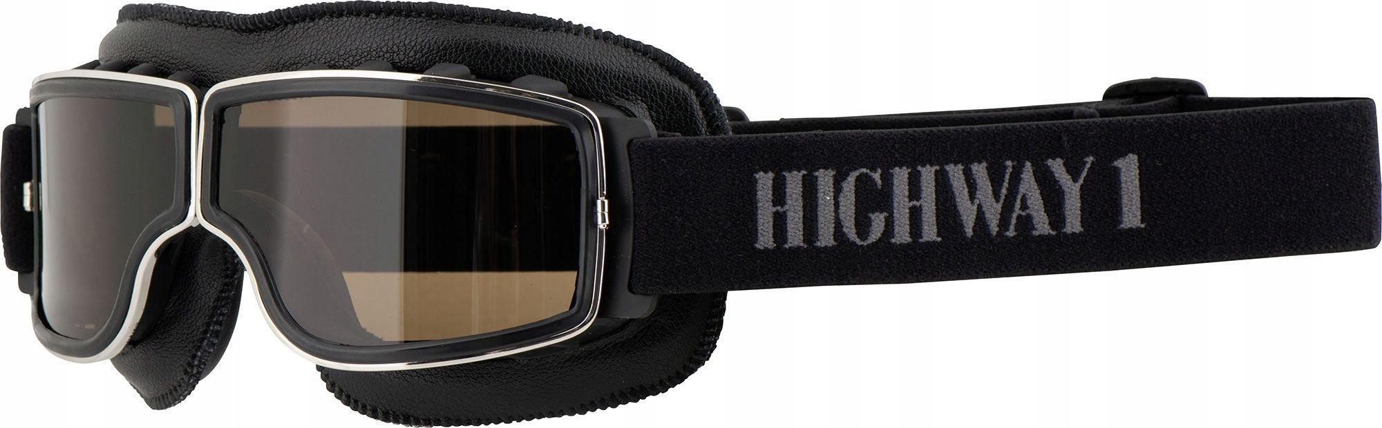 Diaľničné okuliare HIGHWAY 1 RETRO Smoke